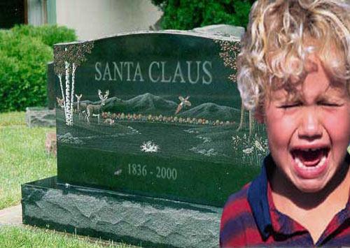 Santas Dead