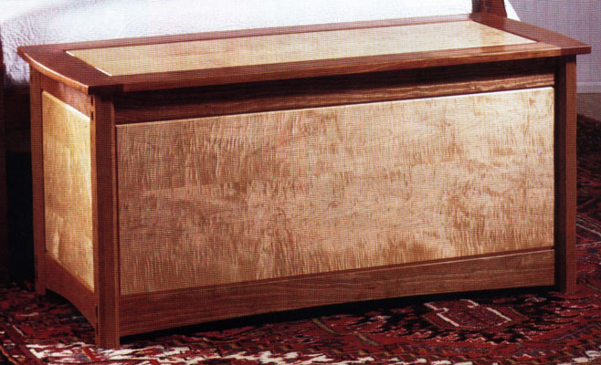 Hope Chest Plans ~ Download heirloom hope chest woodworking plan plans free