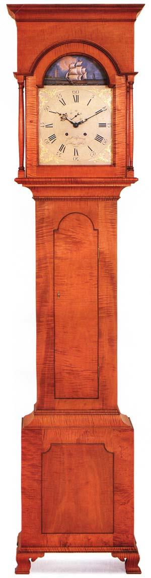 Woodwork Classes New York Fine Woodworking Clock Plans